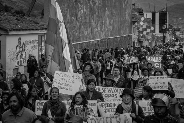 Indulto es insulto 11 de enero de 2018 © Alfredo Velarde-1