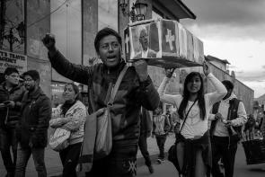 Indulto es insulto 11 de enero de 2018 © Alfredo Velarde-2