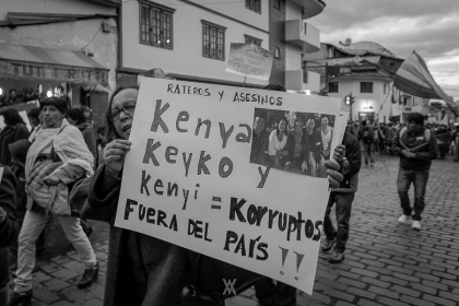 Indulto es insulto 11 de enero de 2018 © Alfredo Velarde-22
