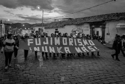 Indulto es insulto 11 de enero de 2018 © Alfredo Velarde-24