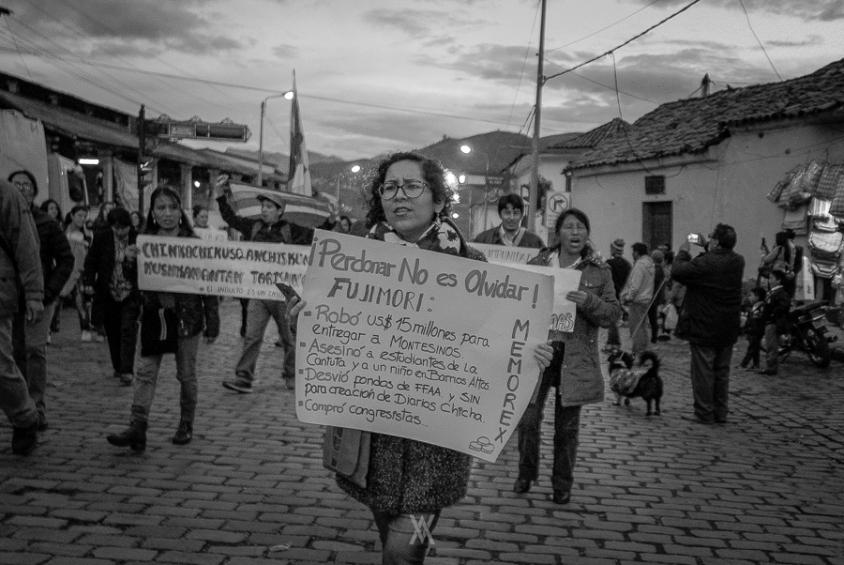 Indulto es insulto 11 de enero de 2018 © Alfredo Velarde-25