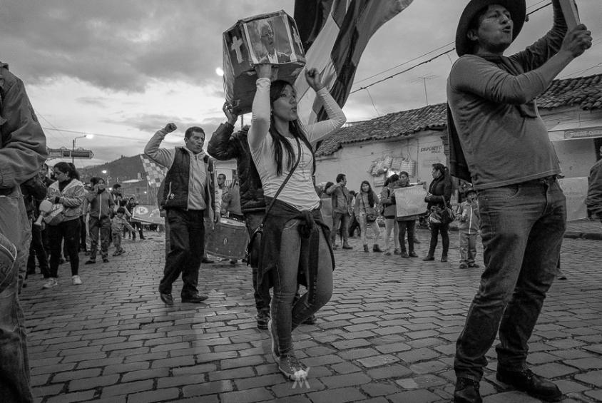 Indulto es insulto 11 de enero de 2018 © Alfredo Velarde-26