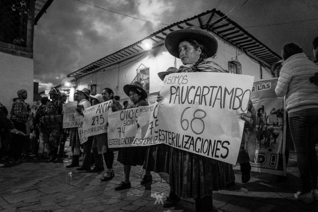 Indulto es insulto 11 de enero de 2018 © Alfredo Velarde-30