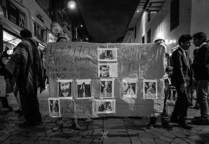 Indulto es insulto 11 de enero de 2018 © Alfredo Velarde-32