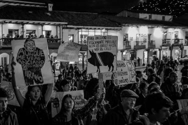 Indulto es insulto 11 de enero de 2018 © Alfredo Velarde-39
