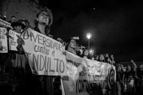 Indulto es insulto 11 de enero de 2018 © Alfredo Velarde-55