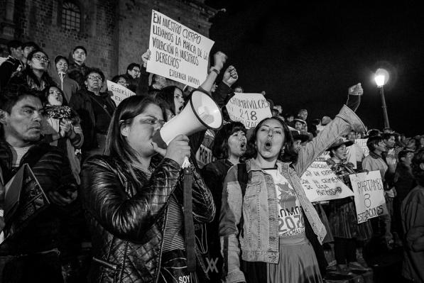 Indulto es insulto 11 de enero de 2018 © Alfredo Velarde-58