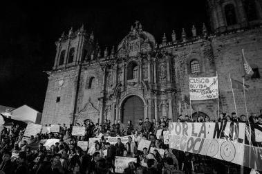 Indulto es insulto 11 de enero de 2018 © Alfredo Velarde-62