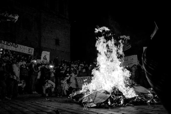 Indulto es insulto 11 de enero de 2018 © Alfredo Velarde-65