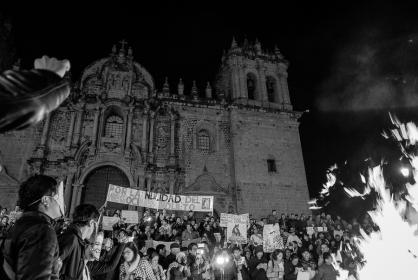 Indulto es insulto 11 de enero de 2018 © Alfredo Velarde-66