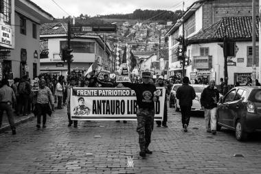 Indulto es insulto 28 de diciembre de 2017 © Alfredo Velarde-1