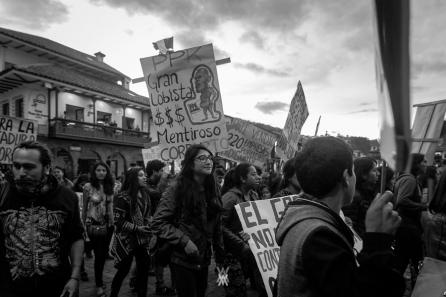 Indulto es insulto 28 de diciembre de 2017 © Alfredo Velarde-31