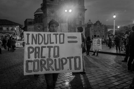 Indulto es insulto 28 de diciembre de 2017 © Alfredo Velarde-34
