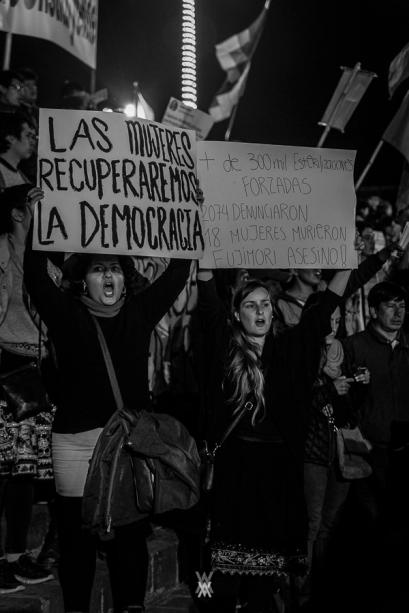 Indulto es insulto 28 de diciembre de 2017 © Alfredo Velarde-61
