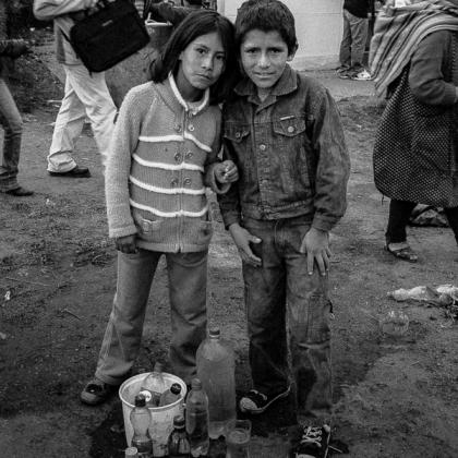 Día de los Muertos en Huncaro © Alfredo Velarde-14