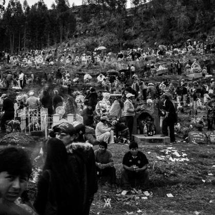 Día de los Muertos en Huncaro © Alfredo Velarde-15