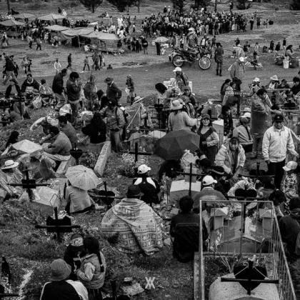 Día de los Muertos en Huncaro © Alfredo Velarde-16