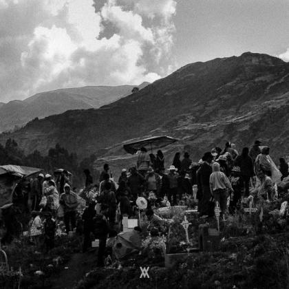 Día de los Muertos en Huncaro © Alfredo Velarde-17