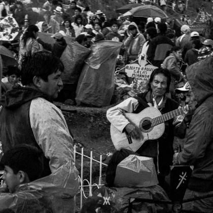 Día de los Muertos en Huncaro © Alfredo Velarde-19