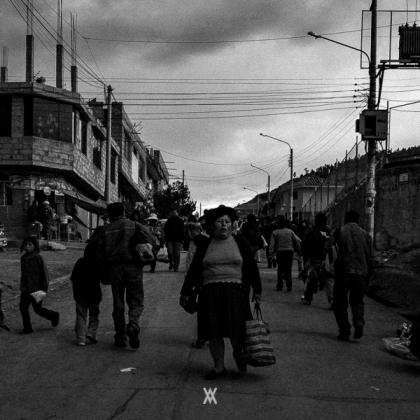 Día de los Muertos en Huncaro © Alfredo Velarde-2