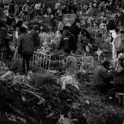 Día de los Muertos en Huncaro © Alfredo Velarde-20