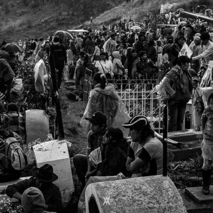 Día de los Muertos en Huncaro © Alfredo Velarde-21