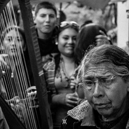 Día de los Muertos en Huncaro © Alfredo Velarde-4