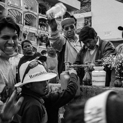 Día de los Muertos en Huncaro © Alfredo Velarde-6