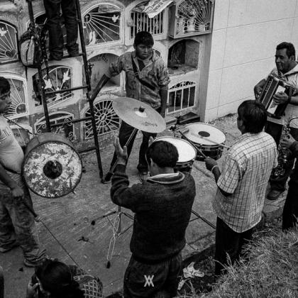 Día de los Muertos en Huncaro © Alfredo Velarde-7